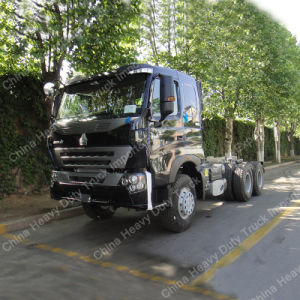 Sinotruk HOWO A7 6X4 Heavy Head Tractor Truck for Sale pictures & photos