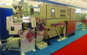 HD-65+35mm-I Full Automatic Serial Insulating Production Line pictures & photos