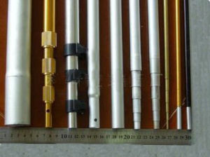 Custom High Precision Various Stainless Steel 304 Telescopic Tube with Groove pictures & photos