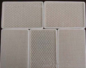 Infrared Ceramic Plate Honeycomb Ceramic Infrared Plate pictures & photos