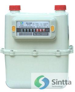 Aluminum Case Gas Meter (G1.6/G2.5/G4)