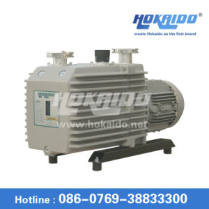 Double Stage Self-Priming Rotary Vane Vacuum Pump (2RH065D) pictures & photos
