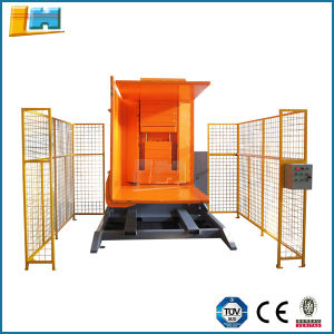 Power Stationary Pallet Inverter for Hydrualic Trucks Forklift Attachment