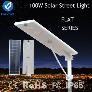 Manufacture Outdoor All in One Solar Street Lamp for Village pictures & photos