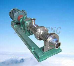 G-Type Stailness Steel Mono Screw Pump
