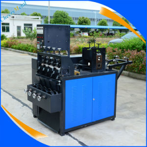 Ss 410 430 Stainless Steel Pot Metal Scourer Scrubber Making Machine pictures & photos