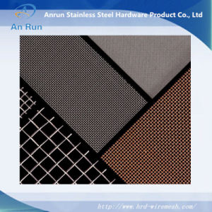 High Quality Plain Weave Dutch Weave Stainless Steel Wire Mesh pictures & photos