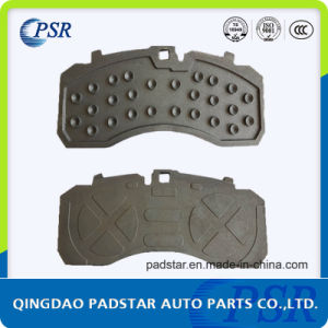 Auto Parts ECE R90 Brake Pads Cast Iron Back Plate pictures & photos