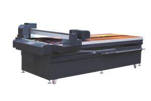 Large Format UV Flatbed Printer 2.5m*1.3m with Epson Dx5 LED Lamp 1440dpi
