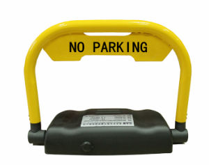 Intelligent Ultrasonic Bluetooth Parking Lock / Parking Barrier pictures & photos
