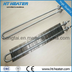 U Shape Finned Tubular Heating Element pictures & photos