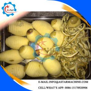 Full Automatic PLC Control Mango Peeling Machine pictures & photos