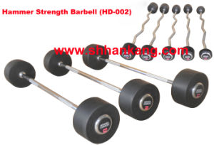 Fitness accessory, Hammer Strength Barbell (HD-002) pictures & photos