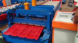 Dx Hot Sale Roof Tile Roll Former Machine pictures & photos