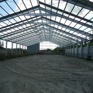 Stable/Large Space Steel Structure Workshop (DG2-049) pictures & photos