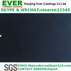 Ral9005 Black Wrinkle Structure Powder Coating Paint pictures & photos