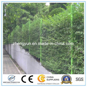 2017 Hot Sale Galvanized Metal Welded Wire Mesh Garden Fence Panel pictures & photos