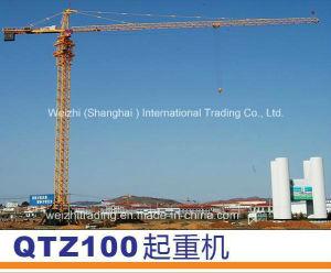 Qtz80/100 Tower Crane