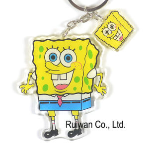 Fashion New Acrylic Keychain (KCA092) pictures & photos