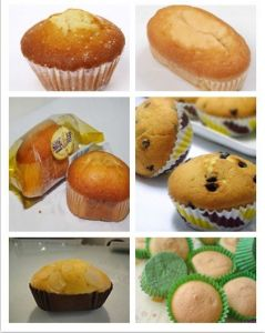 Cake/Cookies/French Bread/Chocolates Pillow Packing Machine pictures & photos