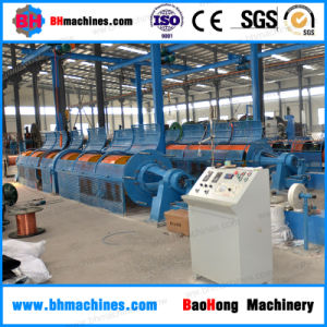 Tubular Strander Insulation Copper Wire Cable Making Machine pictures & photos