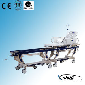 Hospital Connecting Transfer Stretcher for Operation Room (XH-I-5) pictures & photos