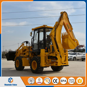 New Backhoe Loader Price with Various Attachments pictures & photos