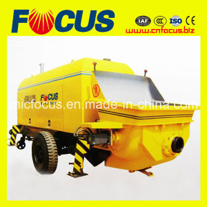 20cbm - 80cbm/H Trailer Concrete Pump for Sale pictures & photos