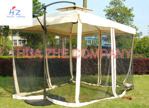 Hz-Um90 10X10ft Banana Umbrella Hanging Umbrella Garden Umbrella Parasol Outdoor Umbrella pictures & photos