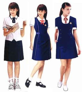 Hot School Uniform, Custom School Uniform for Girls Dress -Sh007 pictures & photos