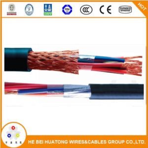600V 2 Core 14AWG 6AWG PVC/Nylon Insulation Power and Control Type Tc Cable with UL1277 pictures & photos