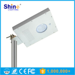 12W All in One PIR Sensor Solar Street Light with High Brightness pictures & photos