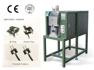 Semi - Automatic Terminal Crimping Machine for Electric Cable Wire