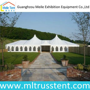 Aluminum Frame Mixed Structure Luxury Wedding Party Canopy Tent pictures & photos