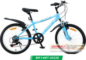 Child Mountain Bike with 6 Speed (MK14MT-20226) pictures & photos