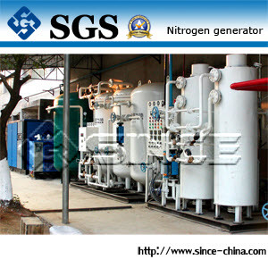 PSA Nitrogen Generator for Bell Type Furnace Annealing pictures & photos