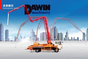 25m 28m 33m Concrete Pump Truck on Sale pictures & photos