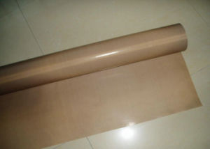 PTFE Glassfiber Sheet, Teflon Glassfiber Sheet Backing Adhesive Ot Nothing Adhesive pictures & photos