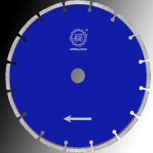 200mm Agate Cutting Diamond Blade-High Speed Dry Saw Blade for Cutting pictures & photos