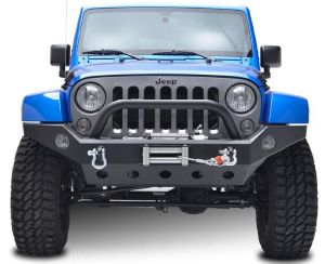 No. 4 Front Bumper for Jeep Wrangler 07+ pictures & photos