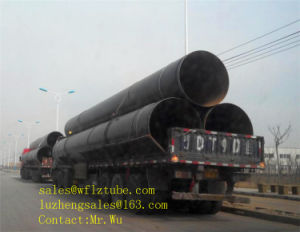 API 5L Large Steel Pipe, Grade B Steel Pipe, ASTM A106 Steel Pipe pictures & photos