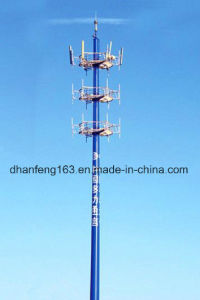 Bionic Steel Monopole Tower (Camouflage tower) pictures & photos