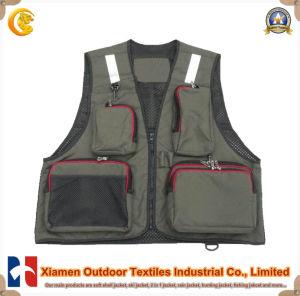 Reflective Safety Fishing Vest