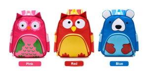 New Model Cartoon Design Child School Bag pictures & photos