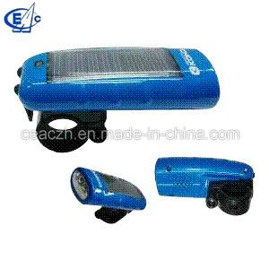 Solar LED Bike Light
