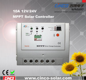 PV Controller, 10A MPPT PV Controller Max Input Voltage 150V