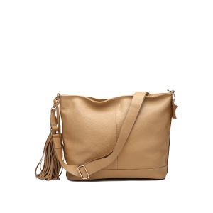 Genuine Leather Fashion Shoulder Bag (MBNO039079) pictures & photos