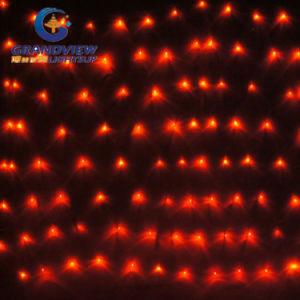 2m Width Red Light LED Net Light with 8-Mode pictures & photos