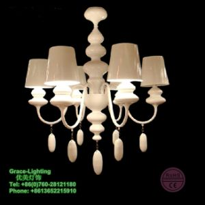 Modern Chandelier with a Series of Wall Lamp (GD-113-6) pictures & photos