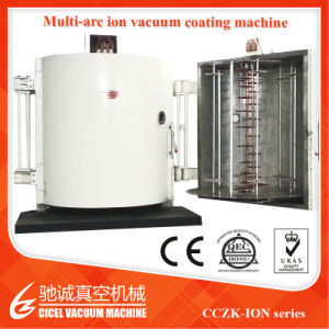 CZ-1000 Dual-Gate Vacuum Evaporation Coating Machine for Plastic, PP, ABS, Ect pictures & photos